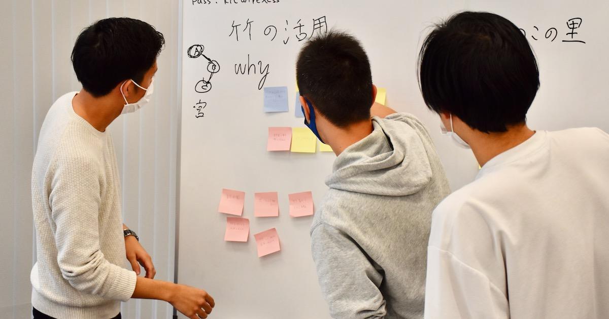 【地域連携I】地域の学生と社会人が共に学ぶ、第6回「実践グループワーク part1」を開講しました。